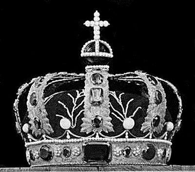 Queen of Norway's Crown
