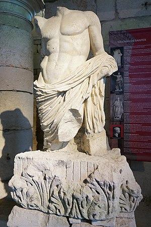 Mediolanum Santonum