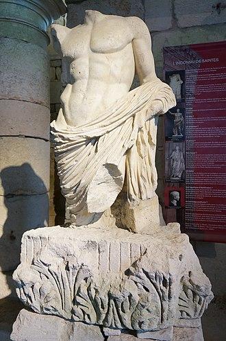 Mediolanum Santonum - Image: Drussus 03251