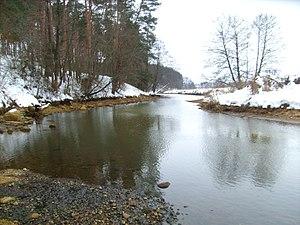 Drut River - Image: Drut River