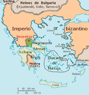 Duchy of Neopatras - Image: Ducado neopatria