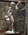 Duomo di orvieto, cappella del corporale 04 agostino cornacchini, arcangelo raffaele (1729).JPG