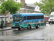 Dutchess LOOP Blue-Bird CSFE3000 Transhuttle 420