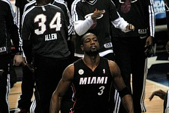 2012–13 Miami Heat season - Dwyane Wade