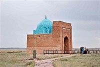 Dzhuchi khan mausoleum.jpg