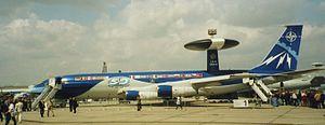 Deutsch: NATO E-3 AWACS