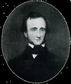 Samuel Stillman Osgood - Image: EA Poe Portrait Osgood