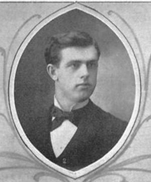 E. H. Jones (coach) - Jones pictured in The Savitar 1898, Missouri yearbook