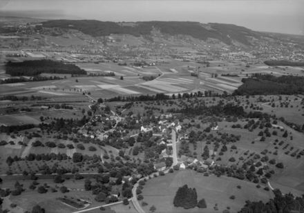 Aerial view (1954)