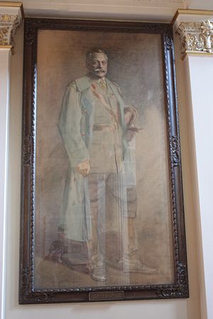 James Guthrie (artist) -  Earl Haig by James Guthrie 1923.