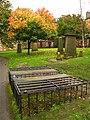 Edinburgh, Beauty and horror in Greyfriar's graveyard - geograph.org.uk - 1007401.jpg