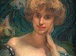 Edmont Aman-Jean Jeune femme en buste Petit Palais 29122017 1.jpg