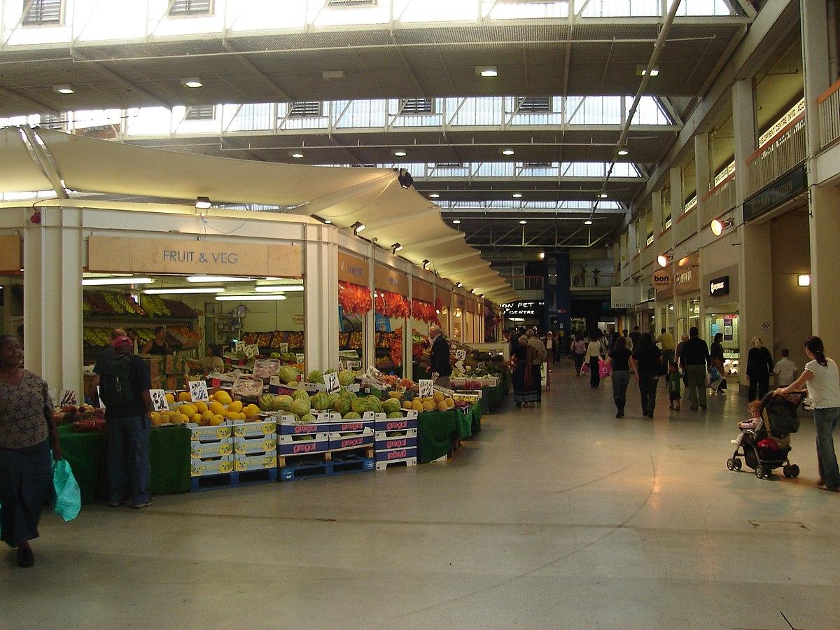 Edmonton Green Shopping Centre - Wikipedia