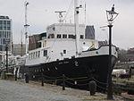 Edmund Gardner in Canning dry dock, Liverpool (2).JPG