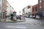 Edward VIII postbox on Cliff Street, Bridlington (geograph 4804469).jpg