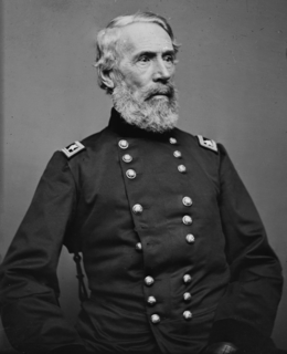 Edwin Vose Sumner U.S. Union Army general