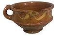 Een Friese papkom uit het turfstekersdorp Beulake (OV), gebruikt in de 18de eeuw..jpg