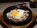 Eggs with beef clay pot rice from Dim Pot Tuen Mun.jpg