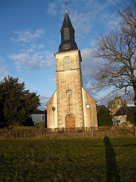 Eglise de laubrieres