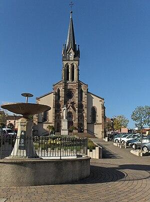 Stiring-Wendel - Église Saint-François