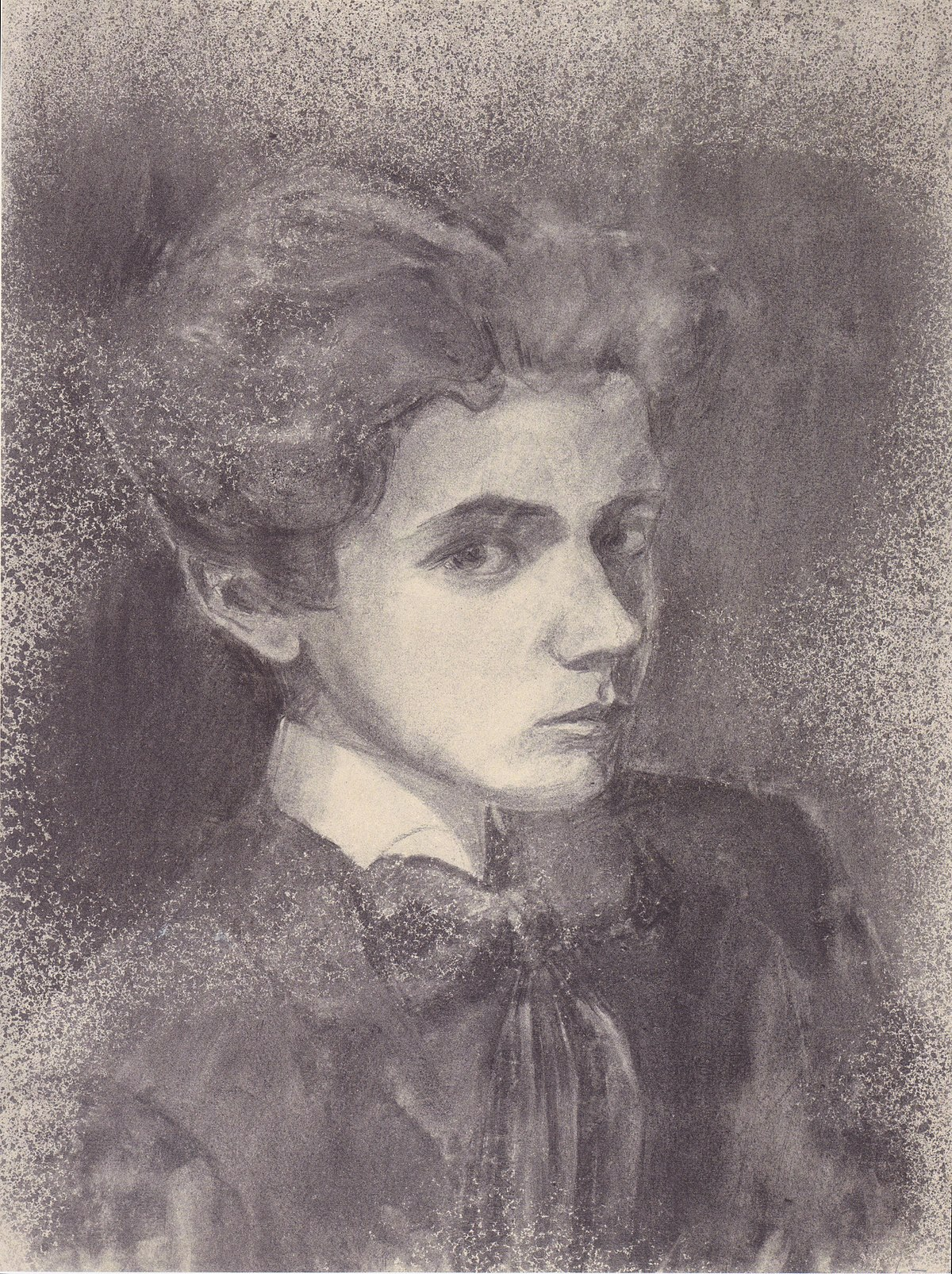 Selfportraits By Egon Schiele Wikimedia Commons