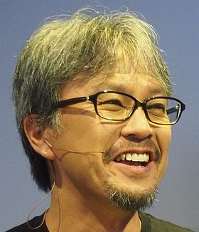 Eiji Aonuma at E3 2013 (cropped headshot).jpg