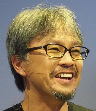 The Legend of Zelda: Breath of the Wild - Image: Eiji Aonuma at E3 2013 (cropped headshot)