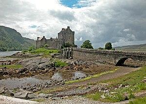 Capture of Eilean Donan Castle - Eilean Donan Castle