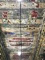 Ekambareswarar Temple Kanchipuram Tamil Nadu - ceiling of the mandapam.jpg