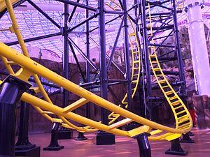 El Loco (Adventuredome) - Image: El Loco Adventuredome Las Vegas