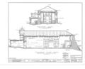 El Santuario del Senor Esquipula, Chimayo, Rio Arriba County, NM HABS NM,25-CHIM,1- (sheet 9 of 32).png