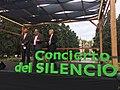 """El cementerio de La Almudena celebra el """"I Concierto del Silencio"""" 01.jpg"""