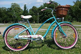Electra Bicycle Company - Lady bike, beach cruiser by Electra Bicycle Company