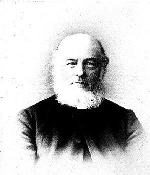 Elias Owen (priest) - Rev. Elias Owen (1833–1899)