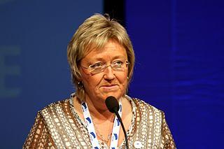 Elisabeth Aspaker Norwegian politician