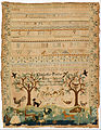 Elisabeth Pecker, American - Sampler - Google Art Project.jpg