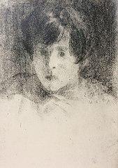 Tobias aos seis anos