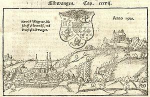 Paul Speratus - Ellwangen 1549