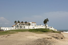 Fort in Elmina