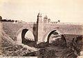 Elx, pont sobre la rambla, Jean Laurent (1816-1886).jpg