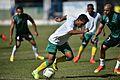 Em clima festivo, seleção da África do Sul treina contra time da Polícia Militar (28016069704).jpg