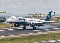 PR-AXN - E190 - Azul Brazilian Airlines