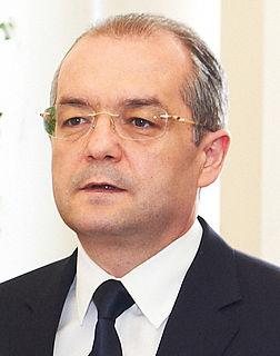 Emil Boc Romanian politician