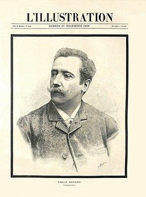 affiche Émile Bayard