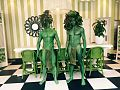 Enchanted bodypainted human statues (22725794739).jpg