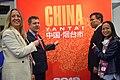 Encuentro con la delegación china de Yantai en la WBWE 2018 (31119760057).jpg