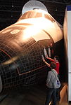 Endeavour simulator at Space Camp RCS.jpg