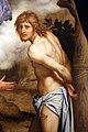 Enea salmeggia, madonna in gloria col bambino tra i ss. rocco, francesco e sebastiano, 1604, da s. rocco a calcio (brescia) 02.JPG