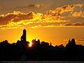 Enge - Kirche - Sonnenuntergang - Hafen Riesbach 2012-08-09 20-34-56 (WB850F).JPG