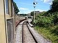 Entering Glyndyfrdwy Station - geograph.org.uk - 859661.jpg